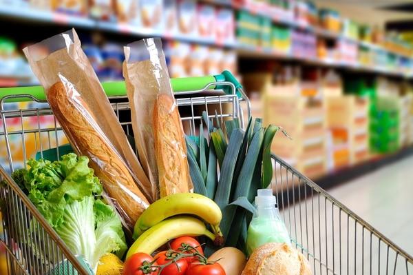 Supermercardos, abastecedores, panaderías, carnicerías, verdulerías y pulperías podrán funcionar normalmente. Imagen con fines ilustrativos.