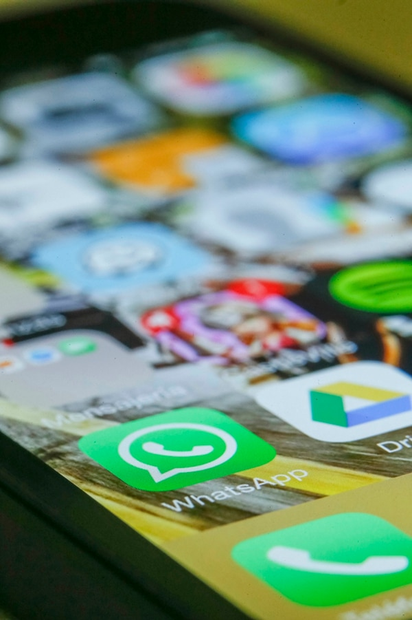 WhatsApp es una aplicación de mensajería en Internet. | ARCHIVO