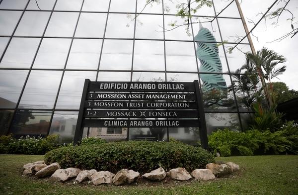 El bufete Mossack Fonseca tiene sus oficinas en el edificio Arango Orillac, en la ciudad de Panamá.