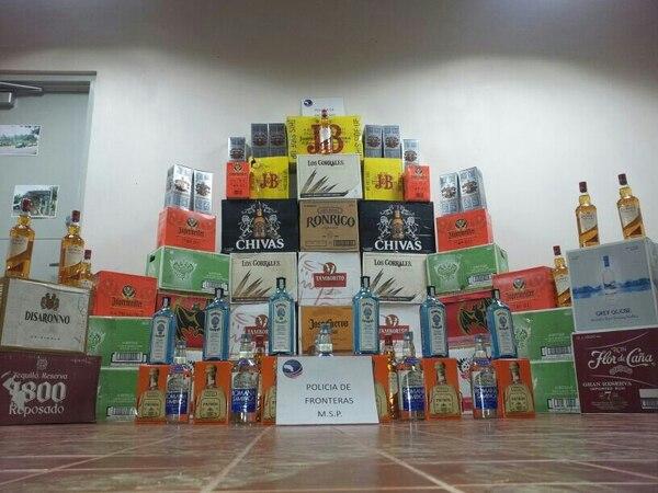 La Policía de Control Fiscal, la Fuerza Pública y otros grupos incrementaron este año la lucha contra el contrabando de licores.