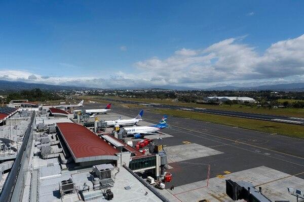 Para el 2018 está programado el inicio de la calle de rodaje sur y el acondicionamiento de la cabecera de la pista de aterrizaje. | JORGE ARCE