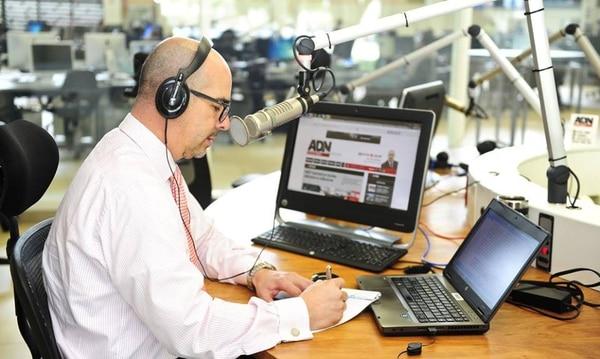 Henry Rodríguez es un experimentado periodista colombiano y reconocido con premios nacionales e internacionales.