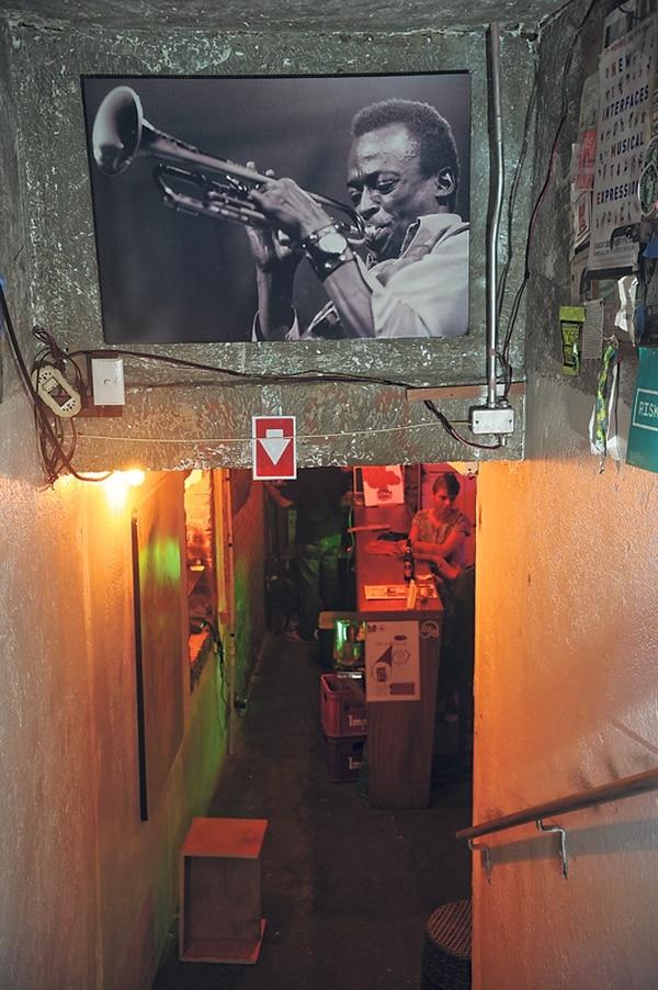 Foto de la página izquierda: Algunos de los conciertos en El Sótano ofrecen una experiencia didáctica.
