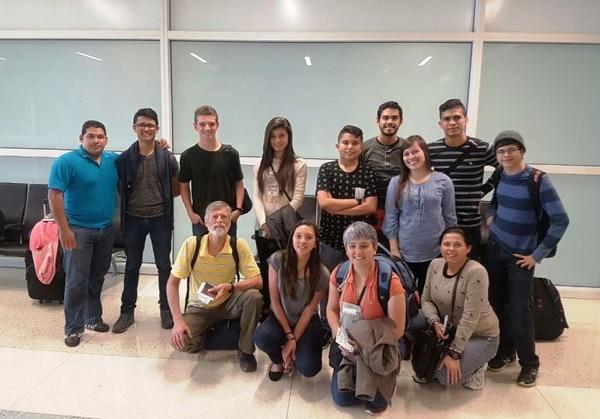La delegación costarricense ya partió hacia Nueva Delhi.