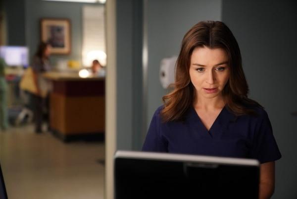 La doctora Amelia Shepherdinterpretada por la actriz Caterina Scorsone vuelve a ser una de las protagonistas de las tramas amorosas en la serie 'Grey's Anatomy'. Foto: Sony para La Nación