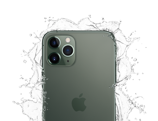 Todos los modelos de iPhone 11 Pro cuentan con un procesador A13 Bionic, que ofrece análisis de fotos y videos en tiempo real.