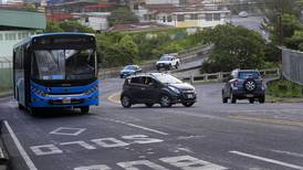 MOPT fracasa en trámite de nuevas concesiones a buseros