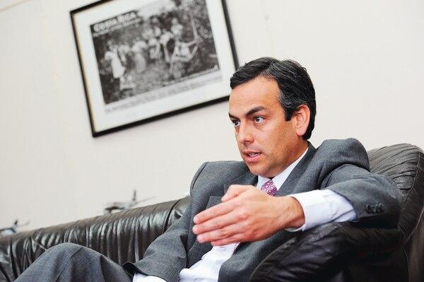 Allan Flores, ministro de Turismo en el Gobierno anterior, está entre los detenidos en Nicaragua. | ARCHIVO