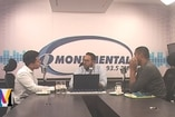 (Video) Representantes de movimiento estudiantil en entrevista con director de Monumental