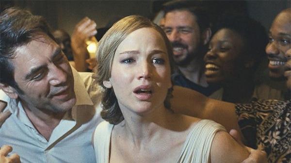 En '¡Madre!' el miedo será una constante. Jennifer Lawrence es la actriz protagonista.