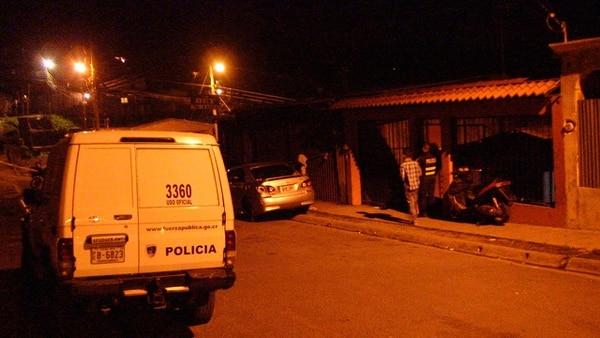 Kenneth Fernández García, fue asesinado de cuatro disparos el pasado ocho de mayo en Dulce Nombre de La Unión. Foto facilitada por Keyna Calderón.
