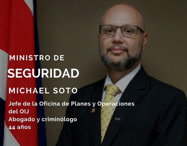 Michael Soto.