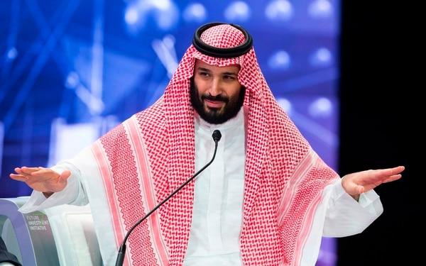 Mohammed bin Salmán, príncipe heredero saudí, ha intentado desligarse de toda responsabilidad directa por el asesinato del periodista Jamal Khashoggi.