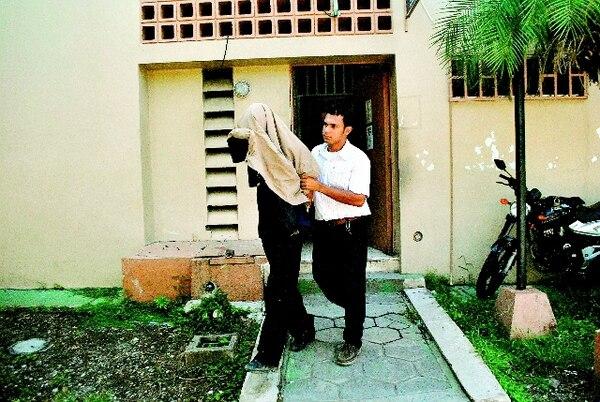 El detenido de 47 años, es vecino de Barranca y fue detenido en el 2012. | ARCHIVO.