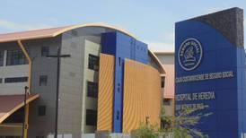 Hospital de Heredia podrá internar hasta 35 pacientes de covid-19