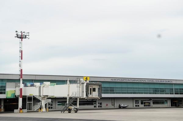 La terminal de Liberia pretende operar las 24 horas.   DIANA MÉNDEZ