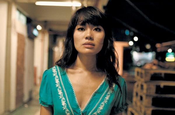 Esther Low, de 'Rosado furia', ganó el premio a mejor actriz del Ícaro en el 2014. ARCHIVO
