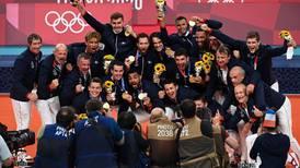 Francia hace historia al ganar su primer oro olímpico en voleibol