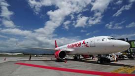 Avianca abre seis nuevas rutas directas desde Costa Rica