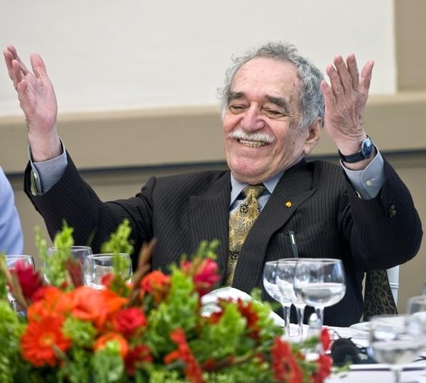 Gabril García Márquez falleció en abril del 2014 en México.