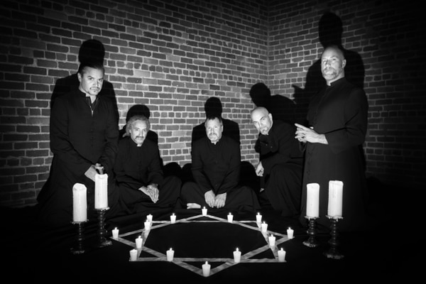 Faith No More lanzó en mayo su sétimo álbum, 'Sol Invictus'.
