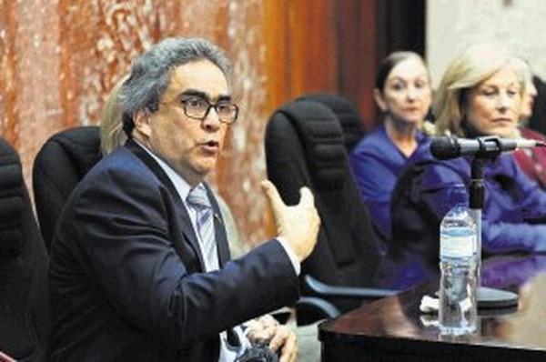 Arroyo presidió la Sala Tercera hasta el mes pasado. | MAYELA LÓPEZ