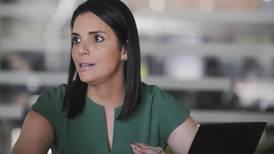Andrea Centeno, presidenta de Japdeva: 'Hay días en que no tenemos un buque'