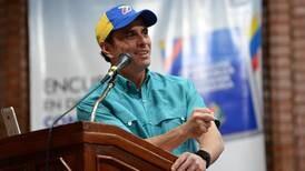Henrique Capriles:  Guaidó sorprendió a la oposición al asumir la Presidencia interina