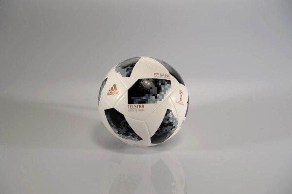 La Telstar 18 será el balón para Rusia 2018. Foto de: Diana Méndez.