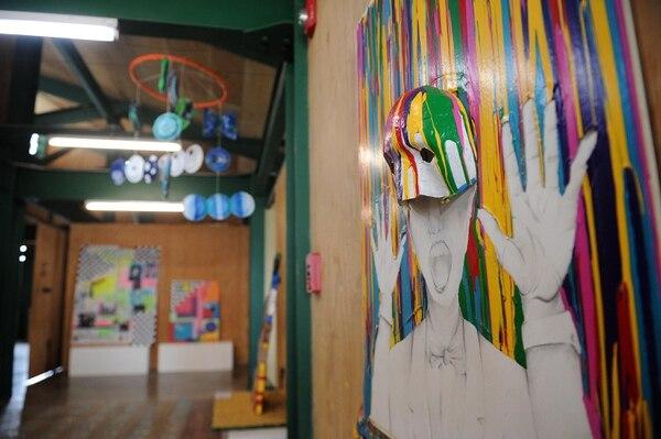 16/07/2018. Salón de arte de Blue Valley School. Fotografía: Melissa Fernández.