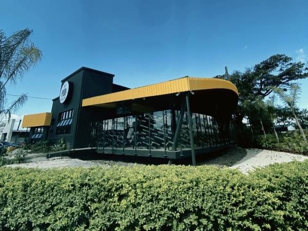 El nuevo local de República Casa Cervecera se ubica en Plaza Carolina, en el antiguo restaurante Applebee's. Fotografía: Cortesía República Casa Cervecera.