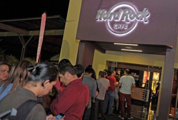 Evolución será el primer grupo en tocar en el hard Rock Café de Costa Rica.