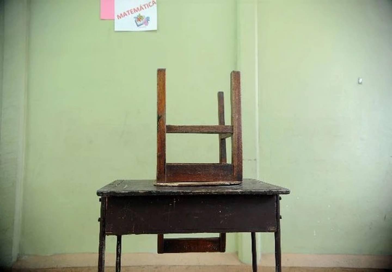 A agosto del 2020 unos 90,000 estudiantes en Costa Rica  no se habían reportado con sus docentes. Fotos: Mayela López.