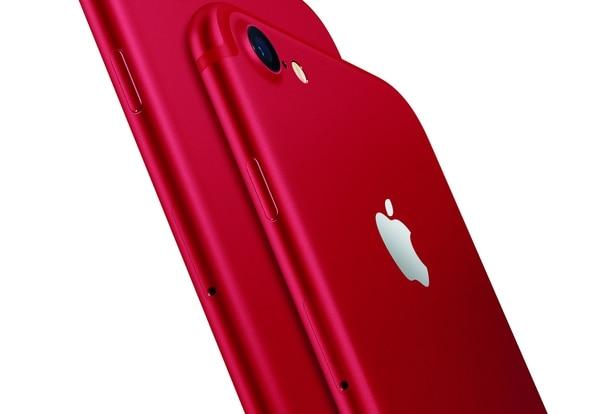 El iPhone 7 y 7 Plus se venderá en presentaciones de 128GB y 256GB.