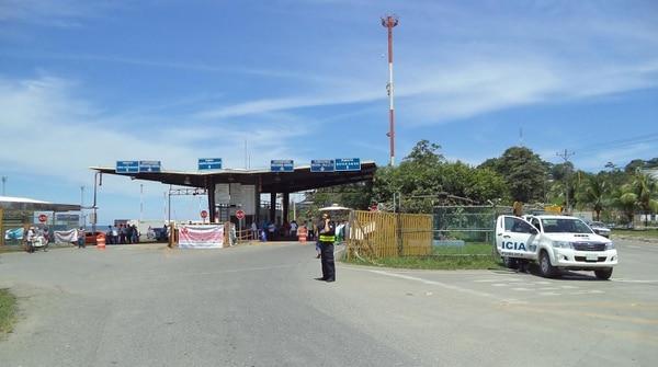 Sintrajap anunció huelga indefinida en los puertos.