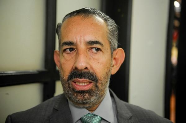 """""""Nosotros vamos a dar los 18 votos una vez que el Gobierno esté dispuesto. No tenemos una sola duda. ¿Que no hay diseño? Es llave en mano, nosotros vamos a pagar"""", dijo el jefe del PLN, Juan Luis Jiménez."""