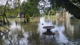 Limonenses sufren por inundaciones 'nunca antes vistas'