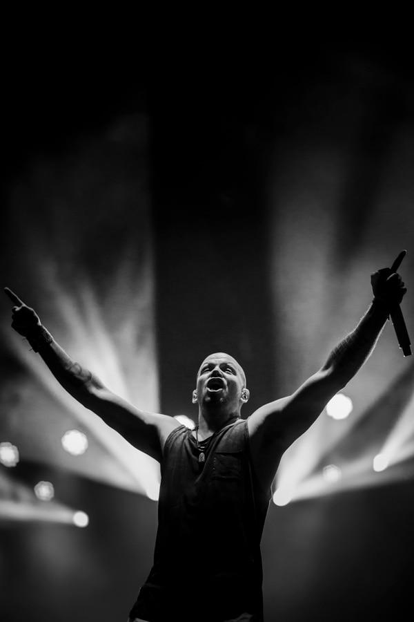 Residente vendrá a Costa Rica en mayo, para presentarse por primera vez como solista. Foto: Rafel Piñeros