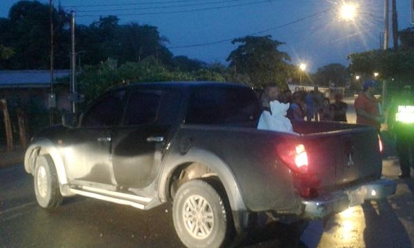 Jary Onel Torres Talavera falleció de una puñalada. | JULIO SEGURA.