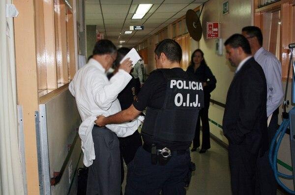 El supuesto líder de la agrupación, de apellido Mora, fue detenido en junio del 2013.