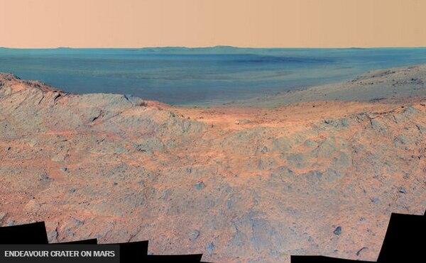 NASA aspira mandar personas a Marte en la década del 2030. | NASA