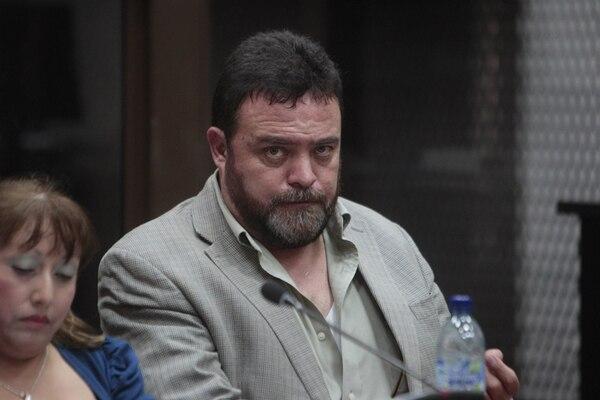 Édgar Camargo asumió el cargo desde hace año y medio.   AP