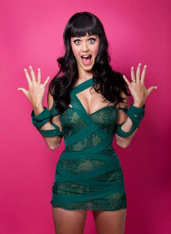 Katy Perry publicará su nuevo disco, 'Prism', el 22 de octubre. Fotografía: AP/Archivo.