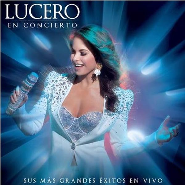 'Lucero En Concierto' incluye 10 temas en vivo