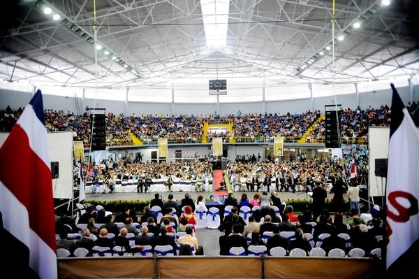 ANDE espera que a la actividad presencial, la cual será en el hotel Radisson, asistan unas 2.500 personas   MARCELA BERTOZZ.I. ARCHIVO.