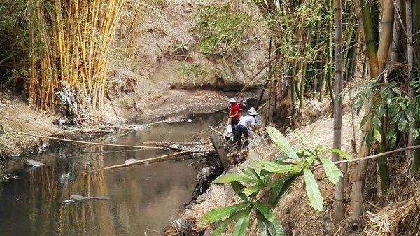 En esta jornada de limpieza se trabajará en el sector del río Torres que se encuentra en las inmediaciones del Museo de los Niños.
