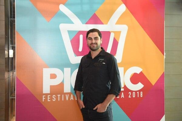 Adrián Gutiérrez, de 34 años, es director general de Jogo. Cortesía de Jogo.