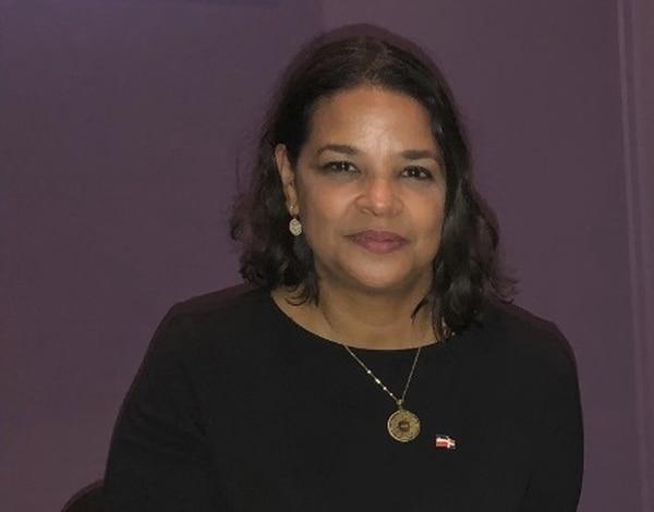 Yvette Marichal, cabeza de la Dirección General de Cine de República Dominicana.