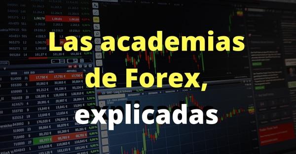 Academias De Forex Te Prometen