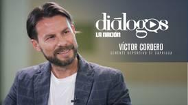 Un autocrítico Víctor Cordero respalda al Paté Centeno sin traicionarse a sí mismo